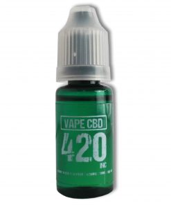 420 cBD eliquid natural extract esencial