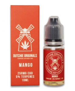 cbd e-liquid mango haze 250mg terpenes