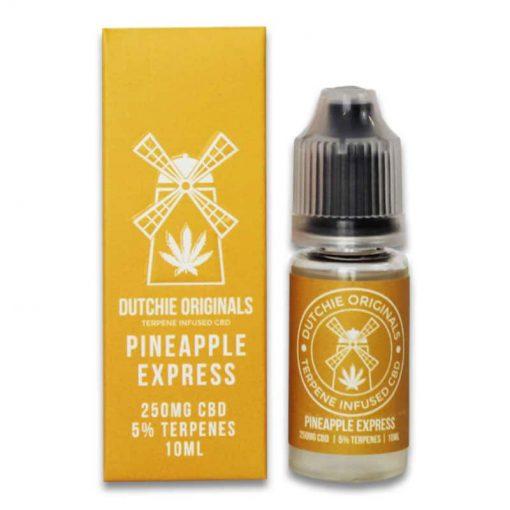 CBD eliquid Pineapple Express