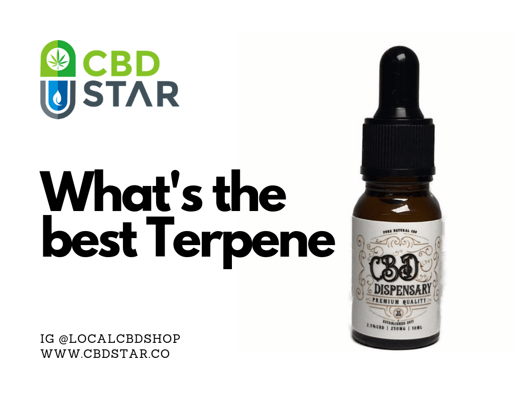 What is the best terpene