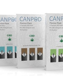 CBD Juul compatible Canpods