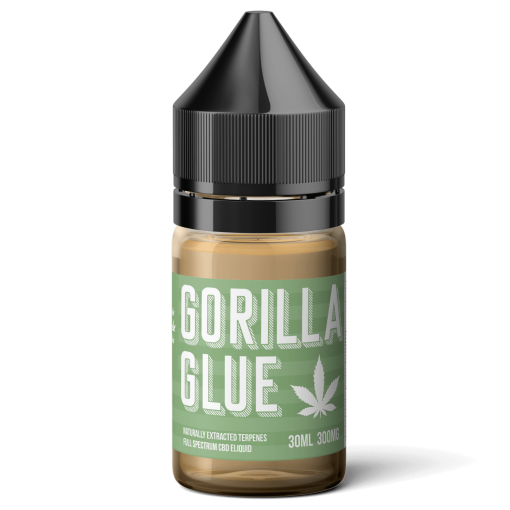 Gorilla Glue Terpene CBD eliquid 300mg