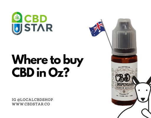 Where can I buy CBD in Oz_