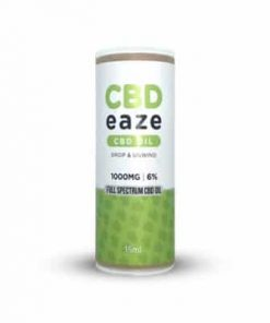 CBD EAZE 1000mg full spectrum oil