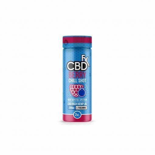 berry chill shot CBDfx