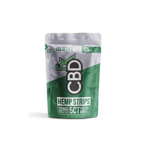 CBD Sublingual Strips