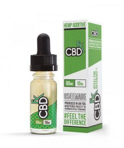 CBD Oil Vape Additive