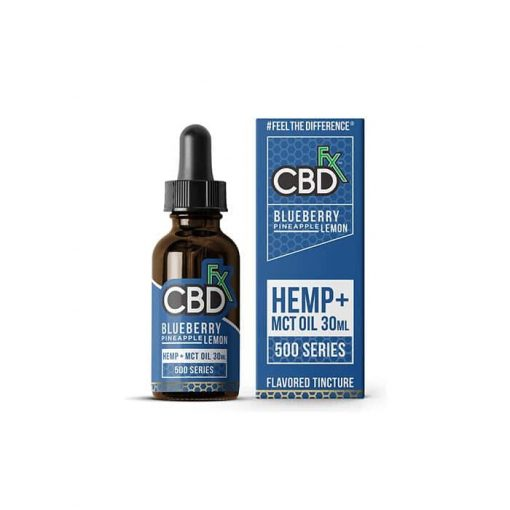 Lemon CBD Tincture Oil