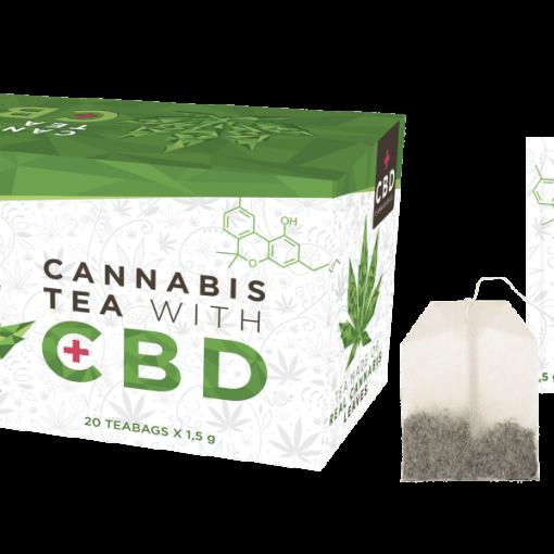 Euphoria Cannabis Tea CBD