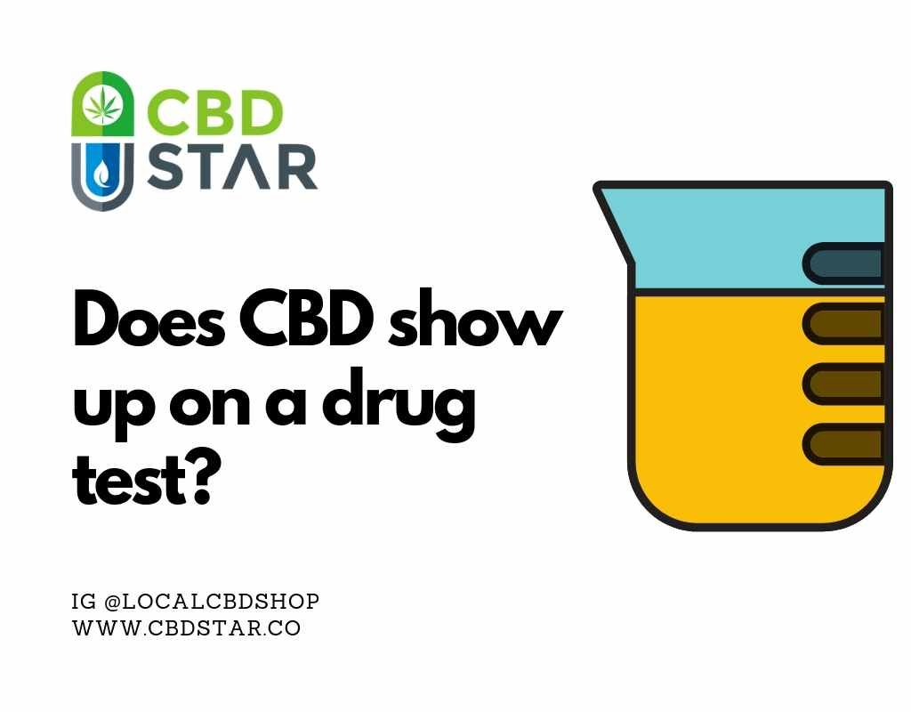 does cbd show up on drug tests