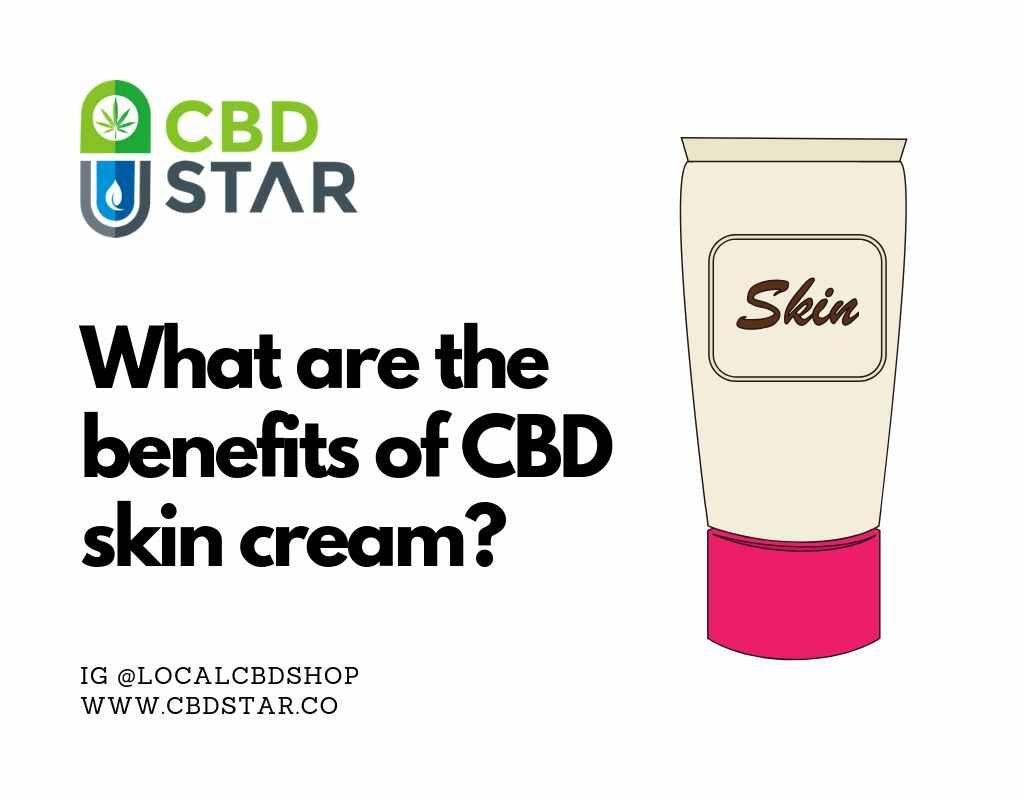 what are the benefits of cbd skin cream