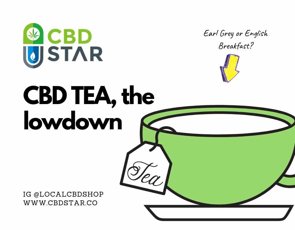 Does CBD tea work and what are the benefits
