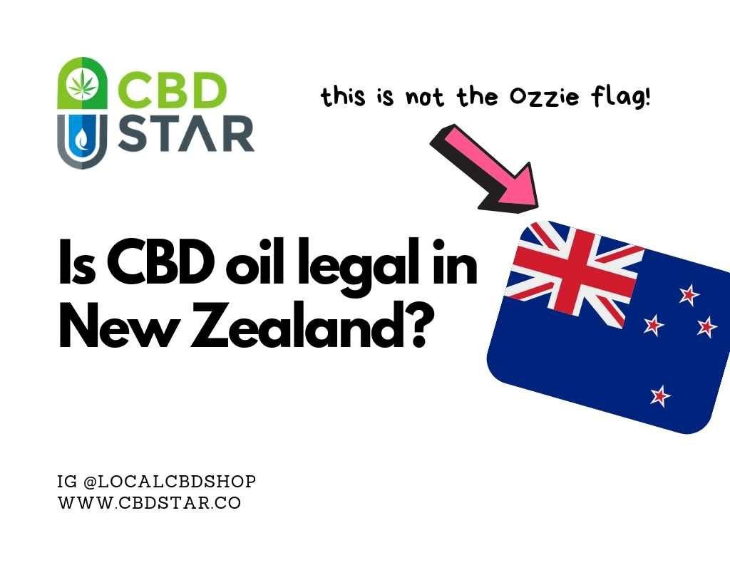 is CBD legal in new zealand nz