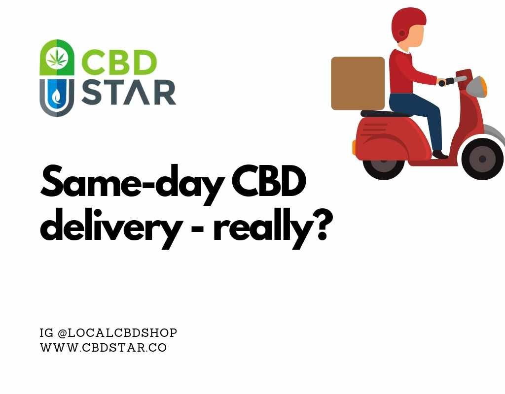 sameday cbd delivery in ibiza and london