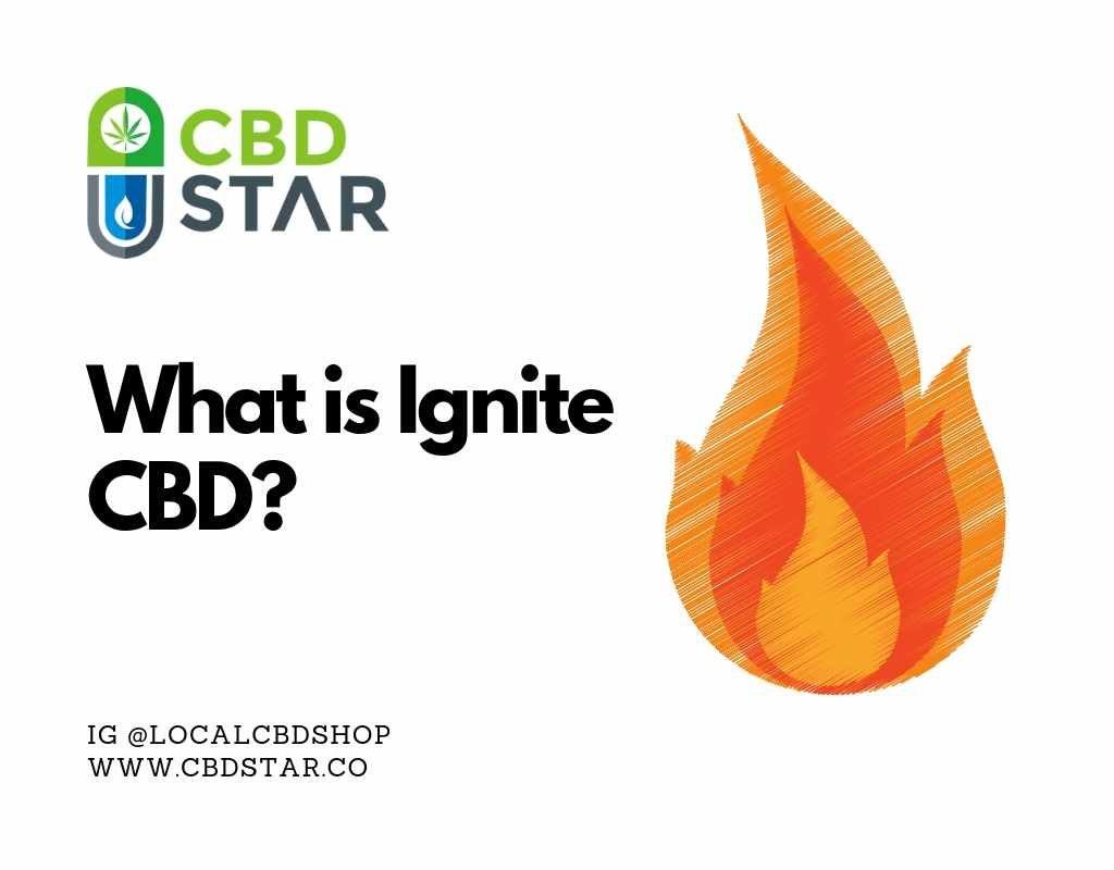 what is ignite cbd