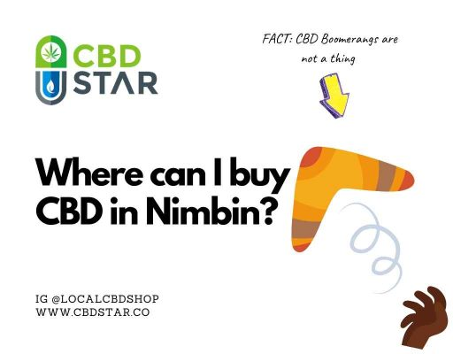 Can I buy CBD in Nimbin?