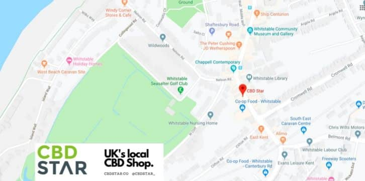 cbd shop whitstable weed store