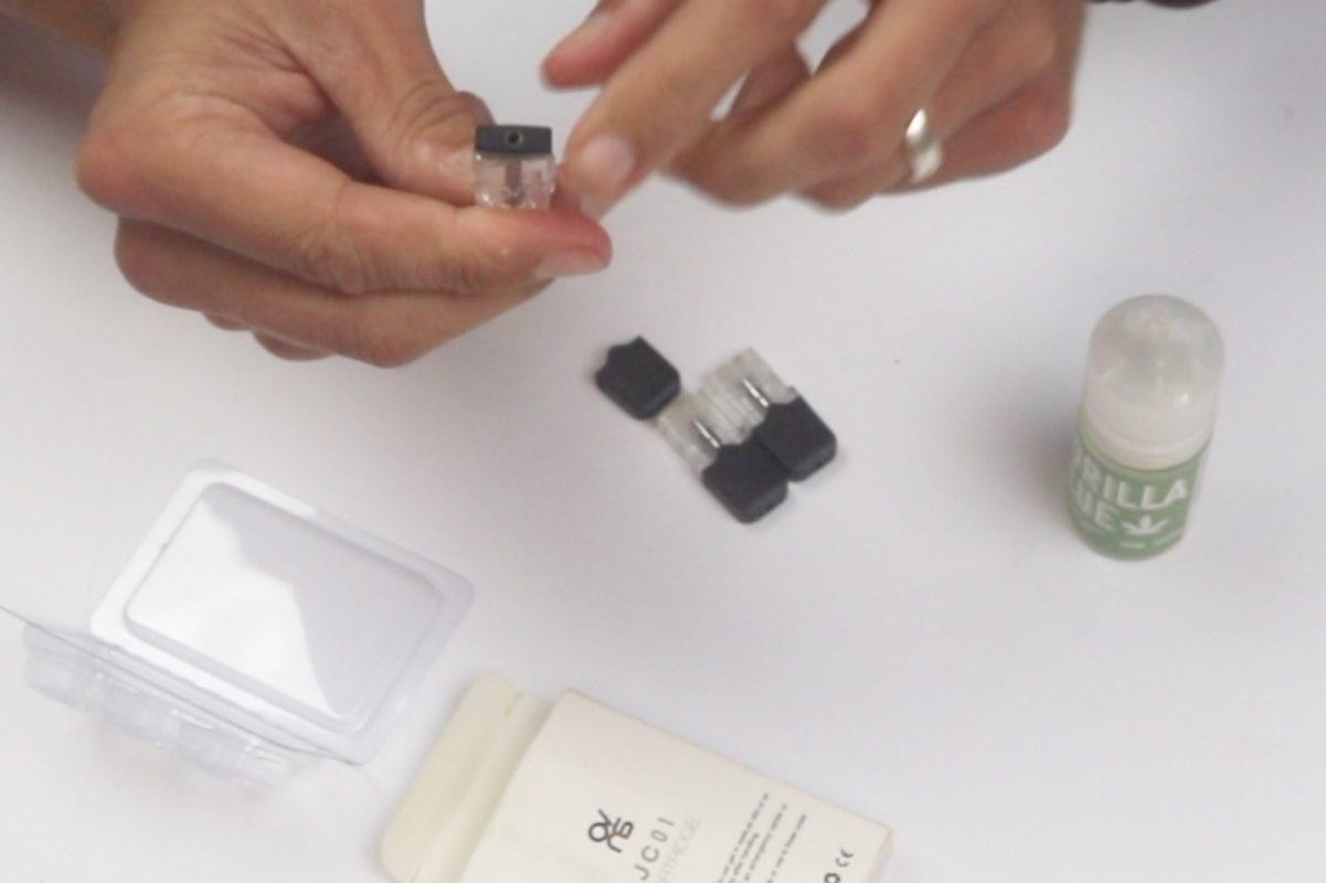 Where do you buy CBD refillable JUUL pods?