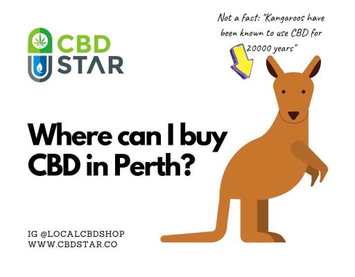 Where can I buy CBD in Perth