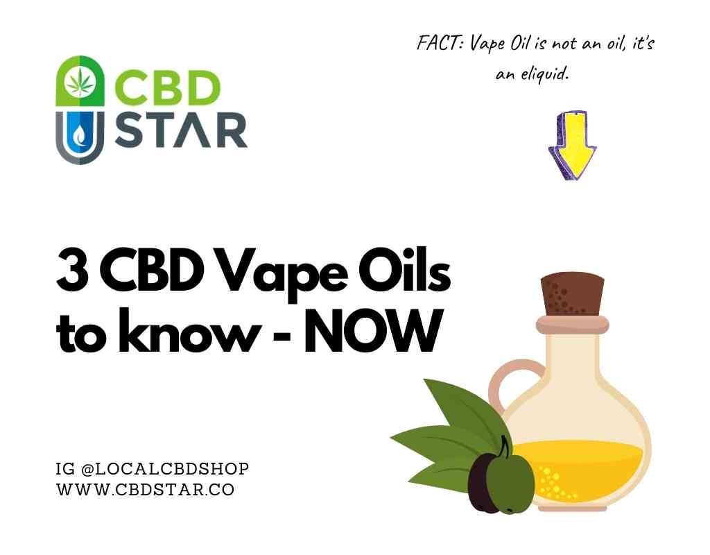 CBD vape oil UK Top Guide
