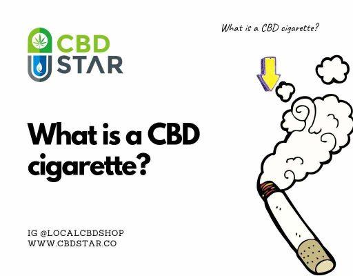 cbd cigarettes vaping