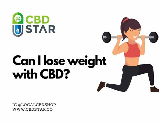 Can i lose weight with cbd