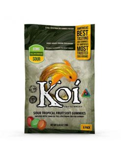 Gummies soft Koi