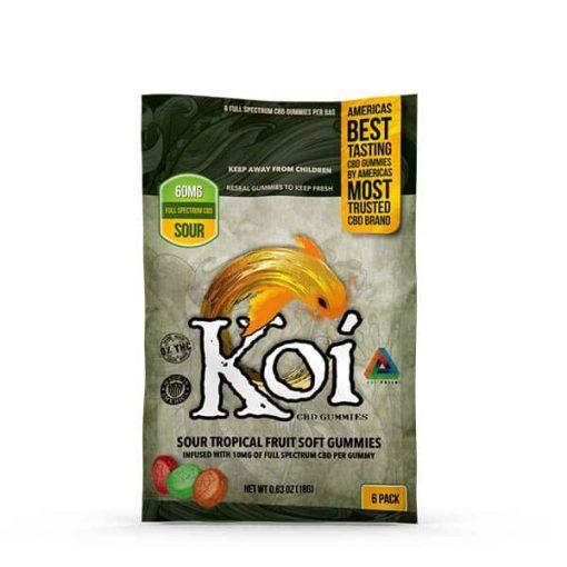 Gummies soft Koi