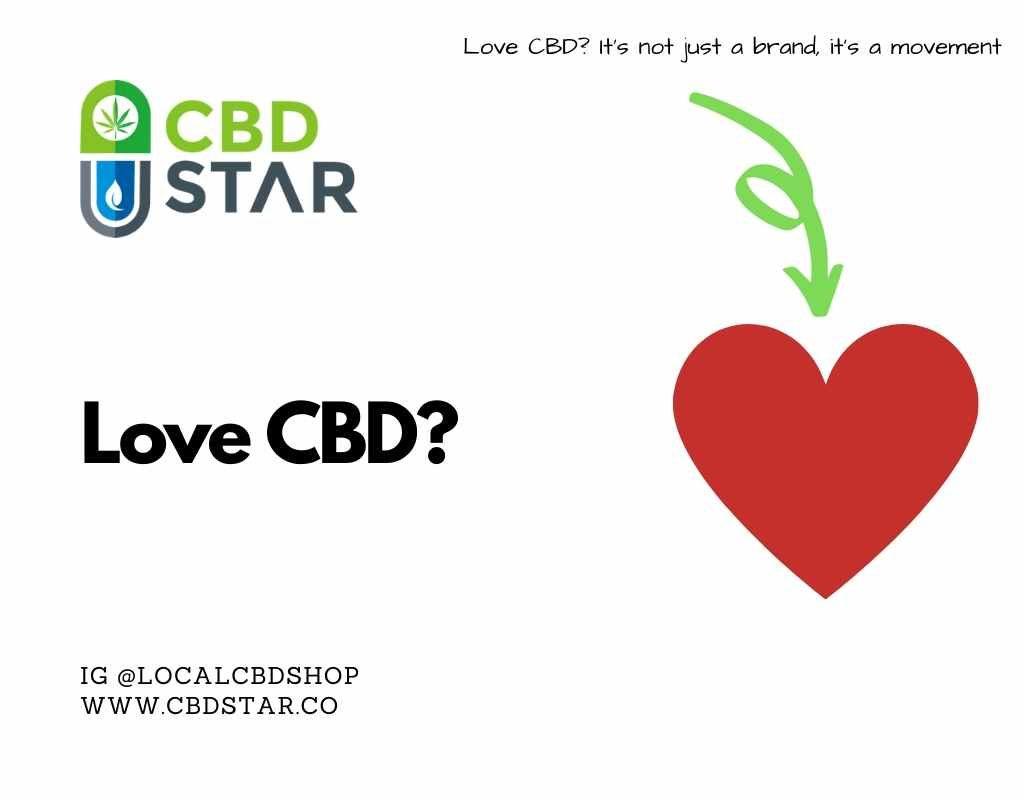 love cbd?