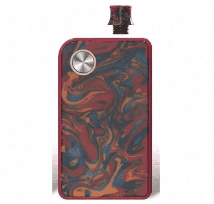 red aspire mulus