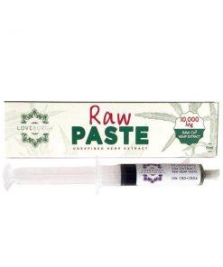Raw CBG Paste CBD