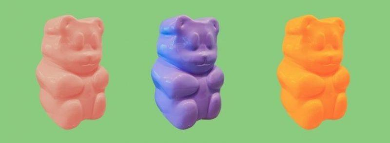 make gummies with cbd gummy bear recipe for vegans