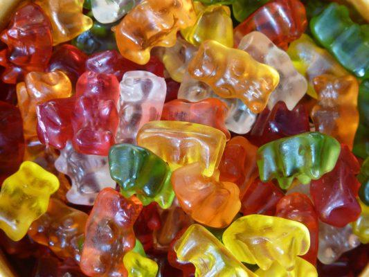 CBD Gummies are where it's at