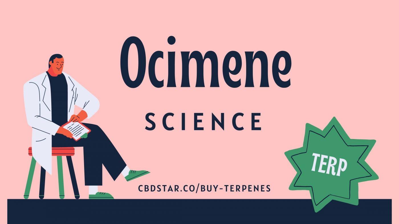 what is ocimene