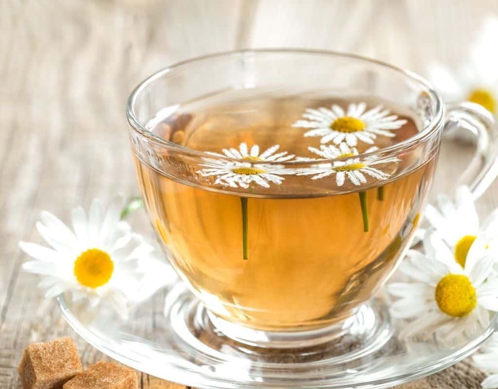 herbal CBD tea